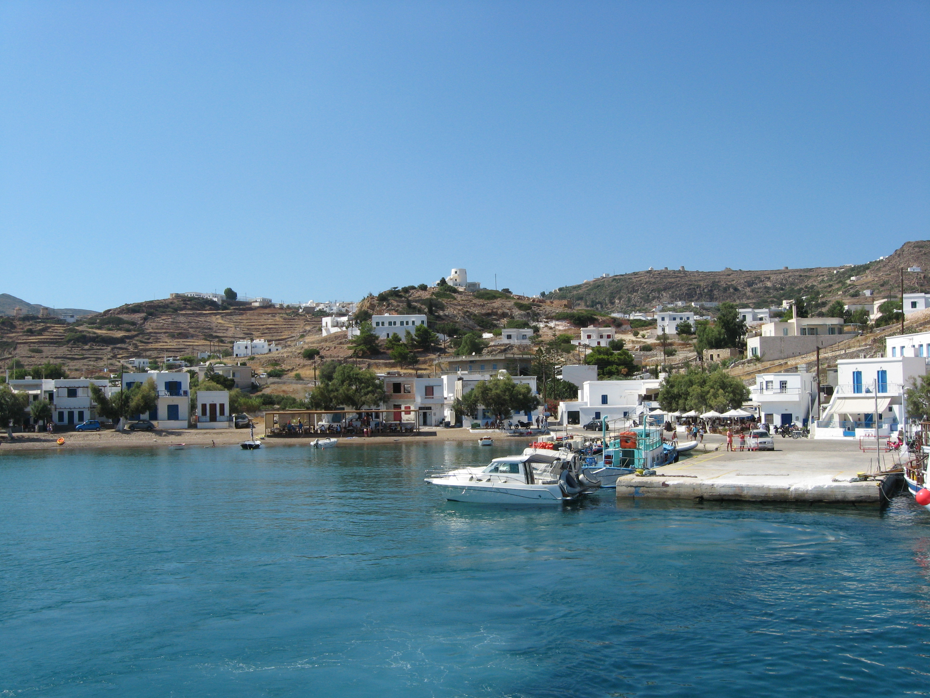 Cyclades Island Tours