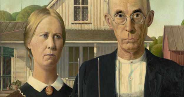 american gothic essay Sign up to view the complete essay show me the full essay more essays like this: foundation of united states, analysis of the painting, american gothic, grant wood.