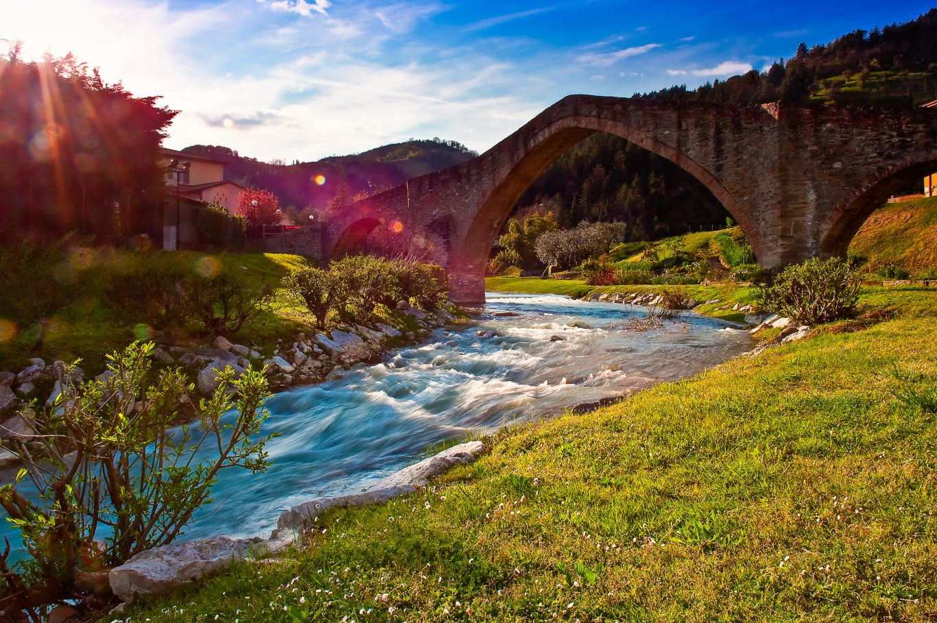 Italians want to encourage visiotrs to visit lesser-known destinations
