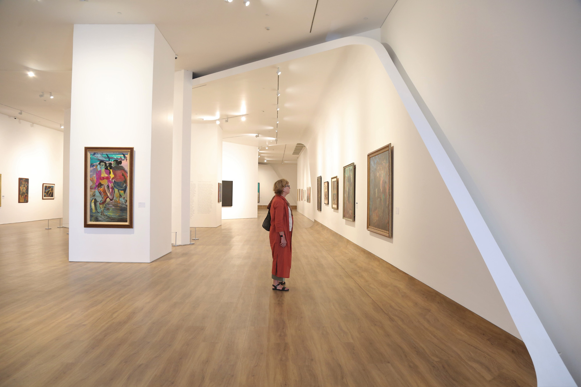 Indonesia's first modern art museum is now open in Jakarta