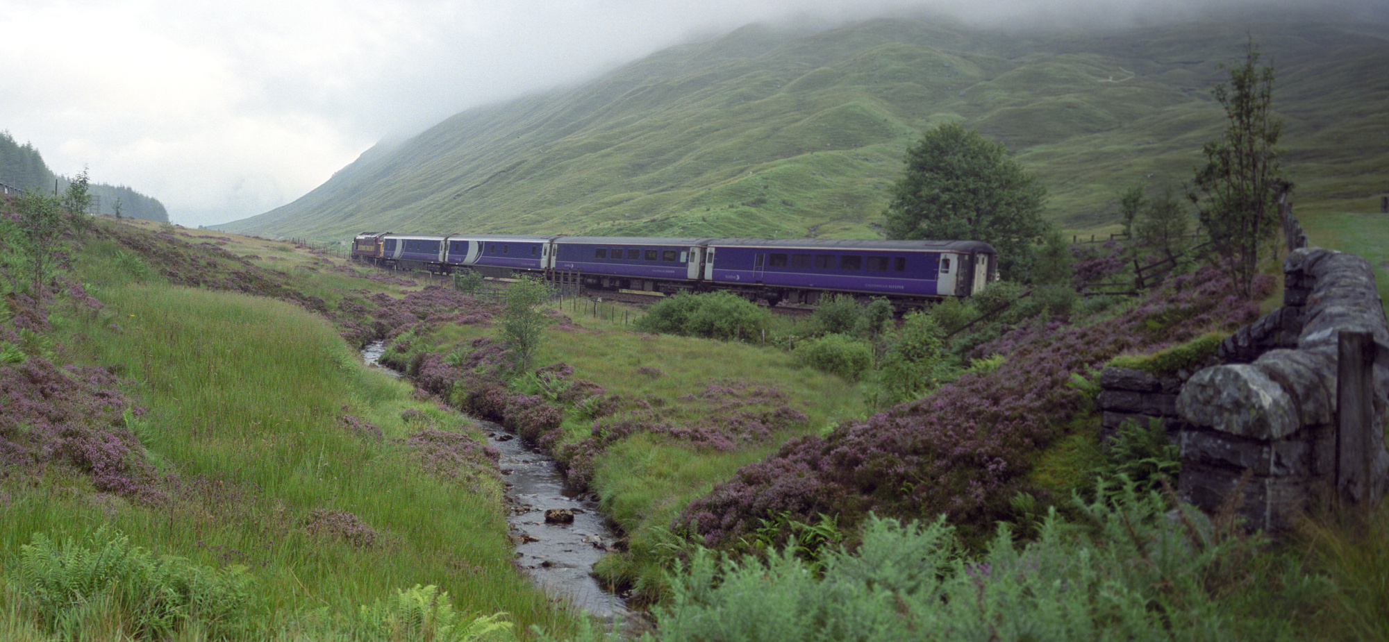 The Caledonian Sleeper will get a makeover next year
