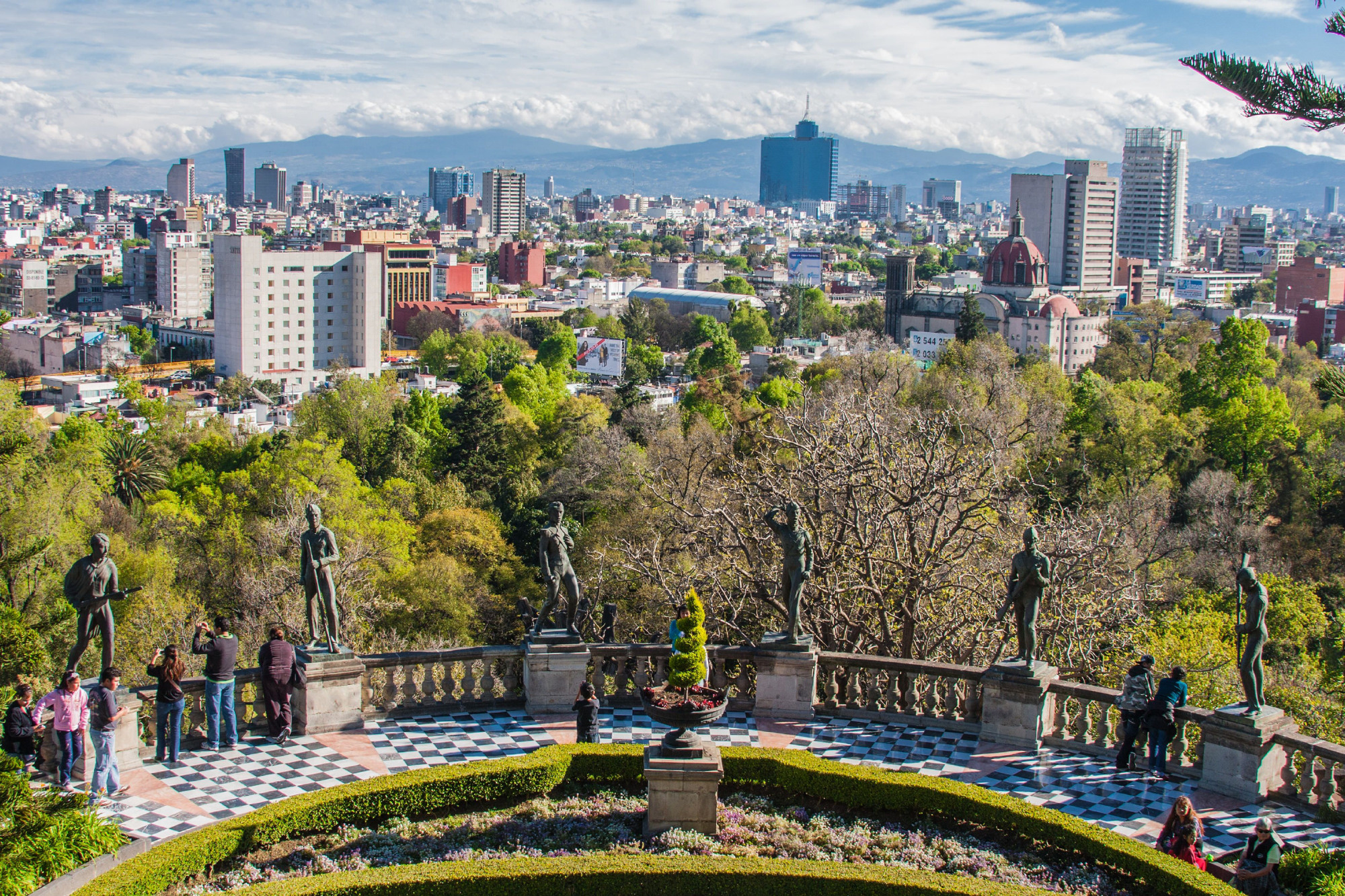 September is the best time to get a deal in Mexico City.