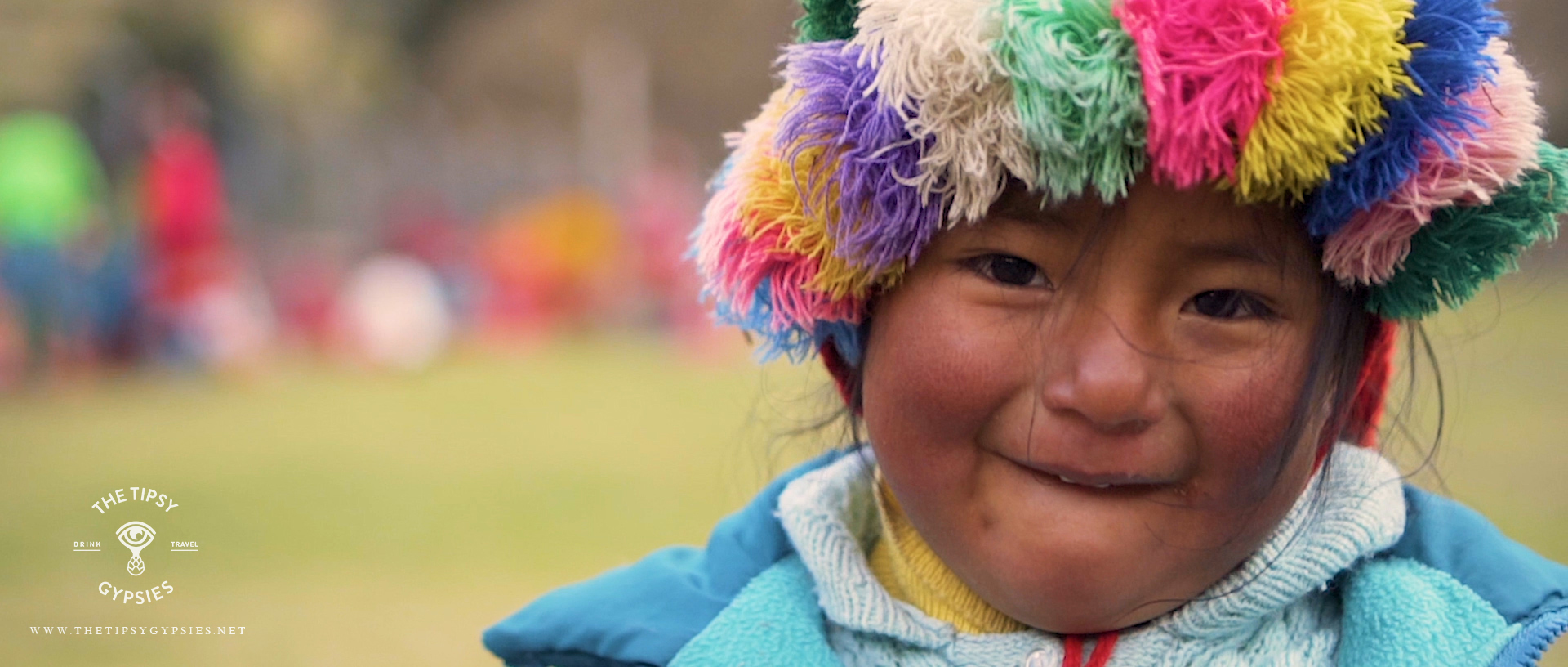 A young girl from the village of Huilloc.