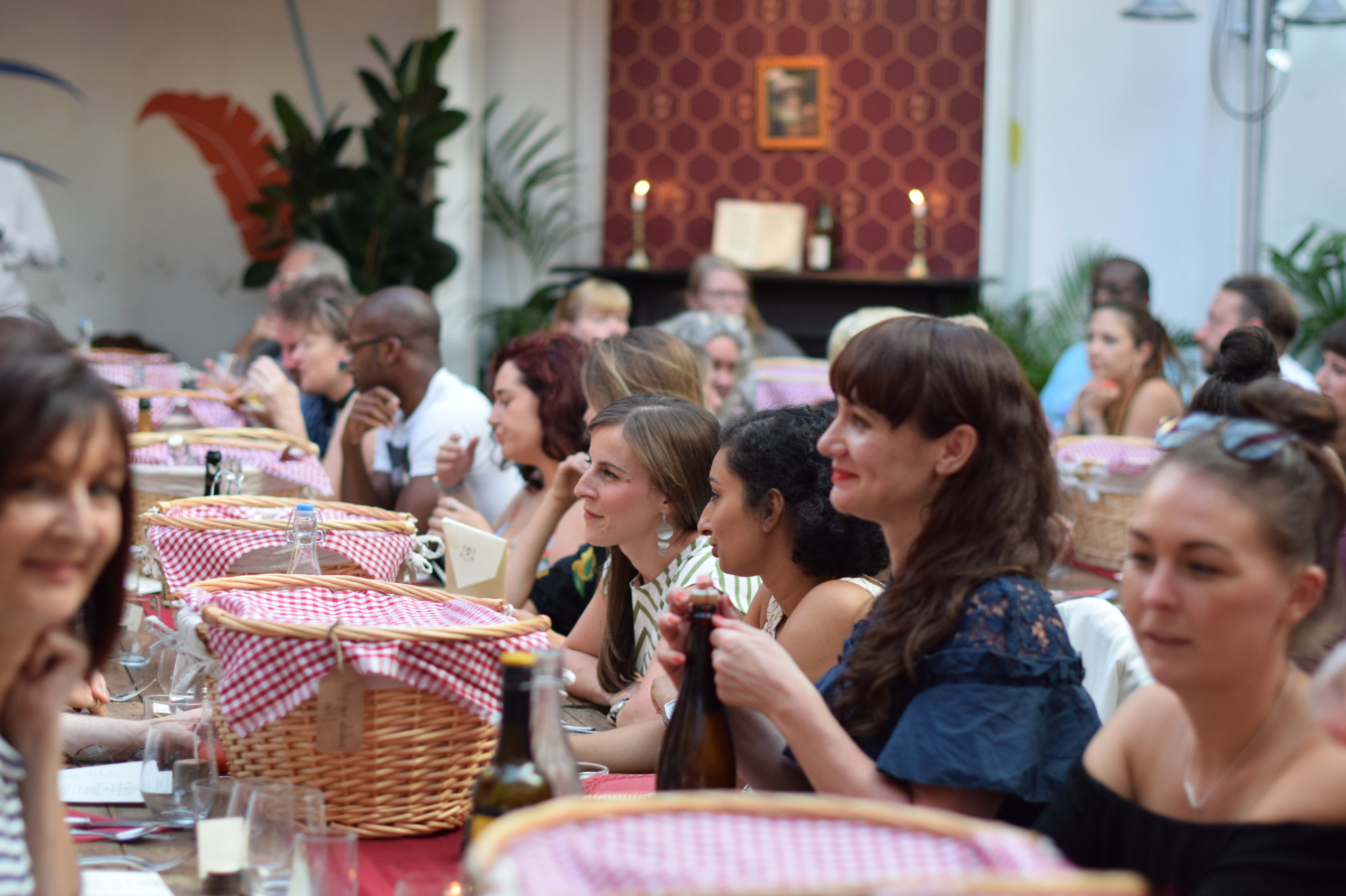 The Literary Hour hosts specially curated dinners inspired by famous books.