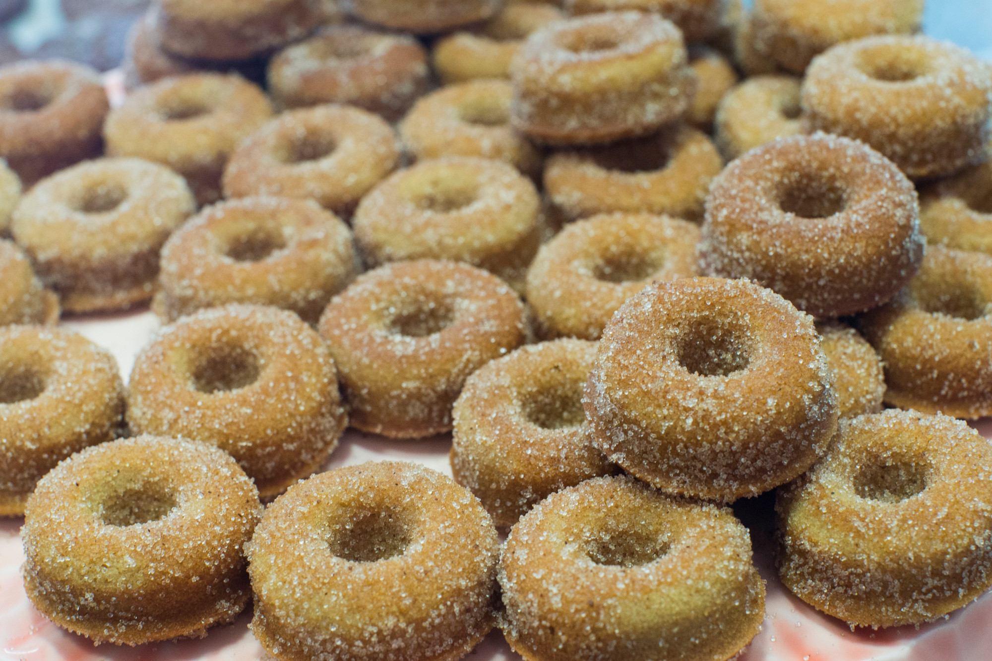 Golden donuts now on sale in Vegas