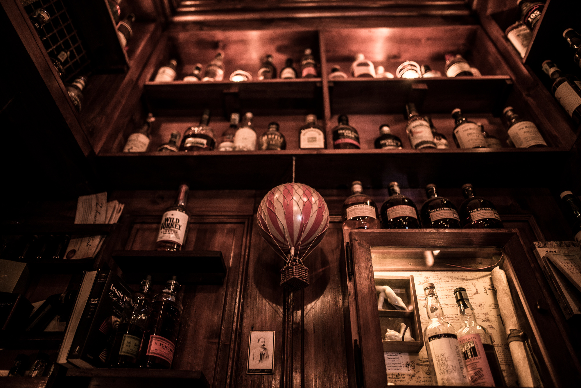 Is Backdoor 43 the world's smallest bar?