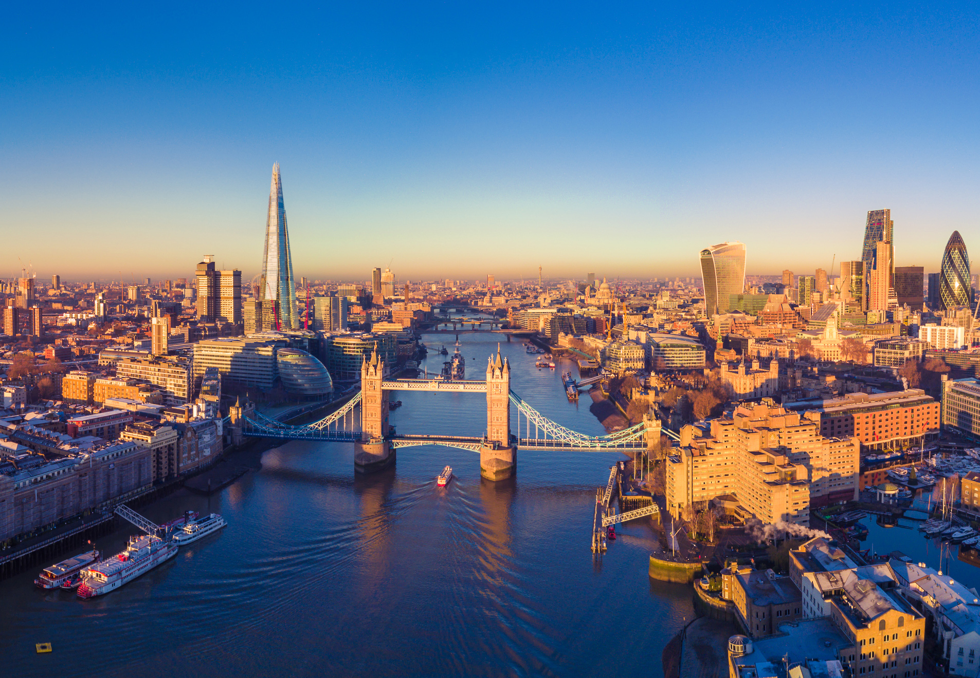 London came fifth in the ranking, scoring points for it's bar and food scene and wealth of things to do.