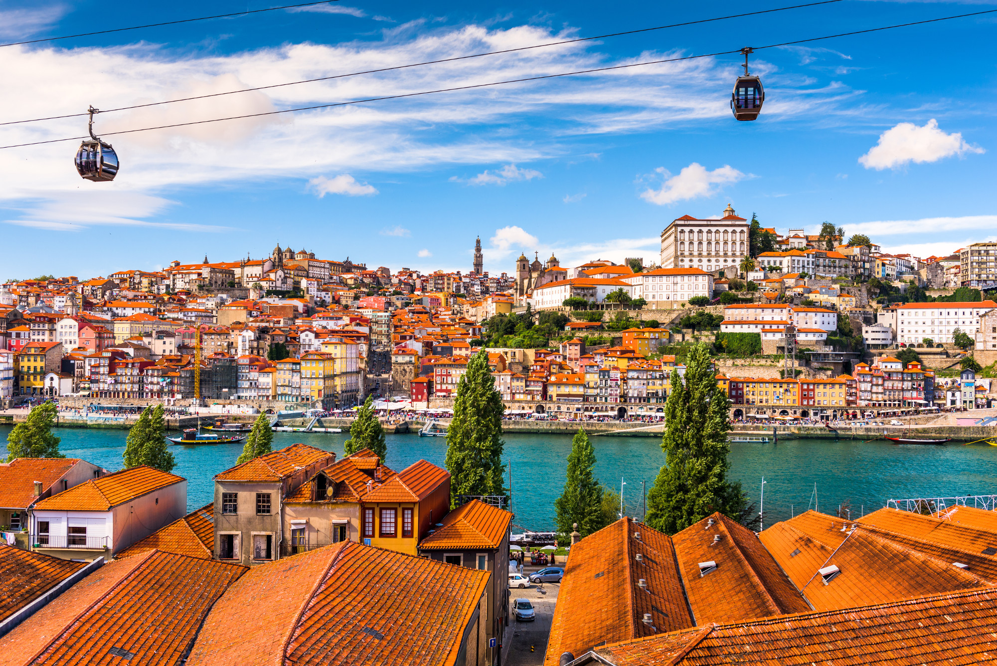 Porto took the second position in the index, coming out as most liveable place in the world.