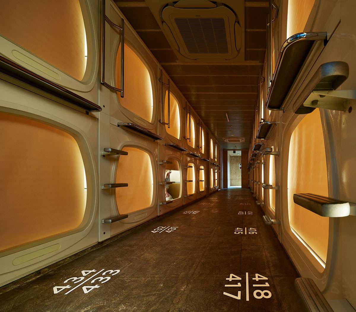 Japan has become famous for its capsule hotels, which often offer travellers good value for money.