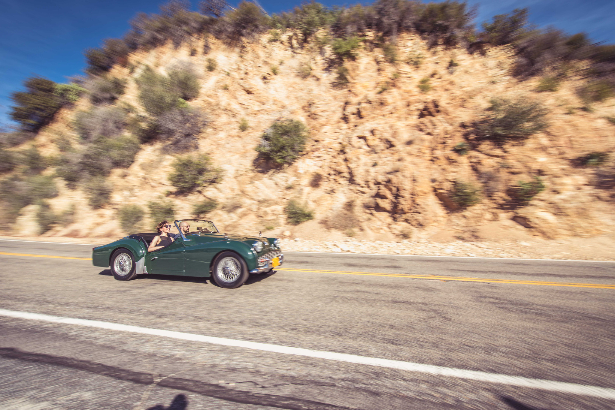 The website matches vintage and collectible car owners with prospective renters.
