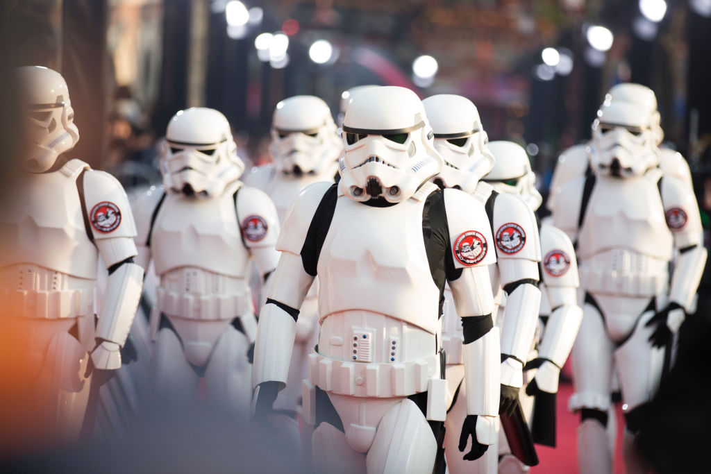'Star Wars: The Last Jedi' Shanghai Premiere
