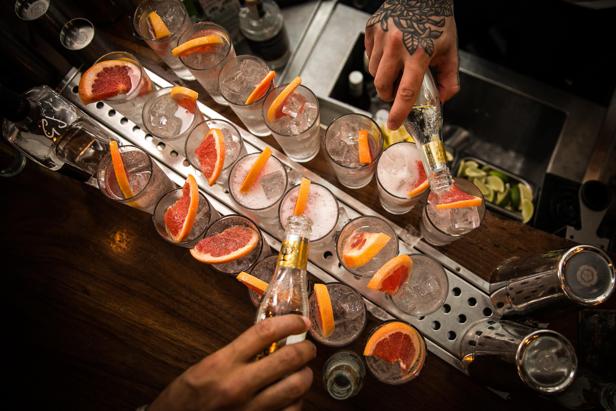 Gin tours are now a thing in Newcastle, Leeds and Singapore