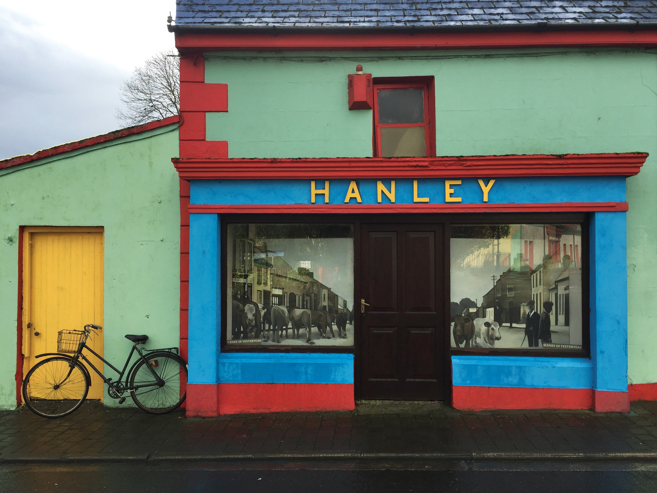 Hanley's Pub in Emly, County Tipperary