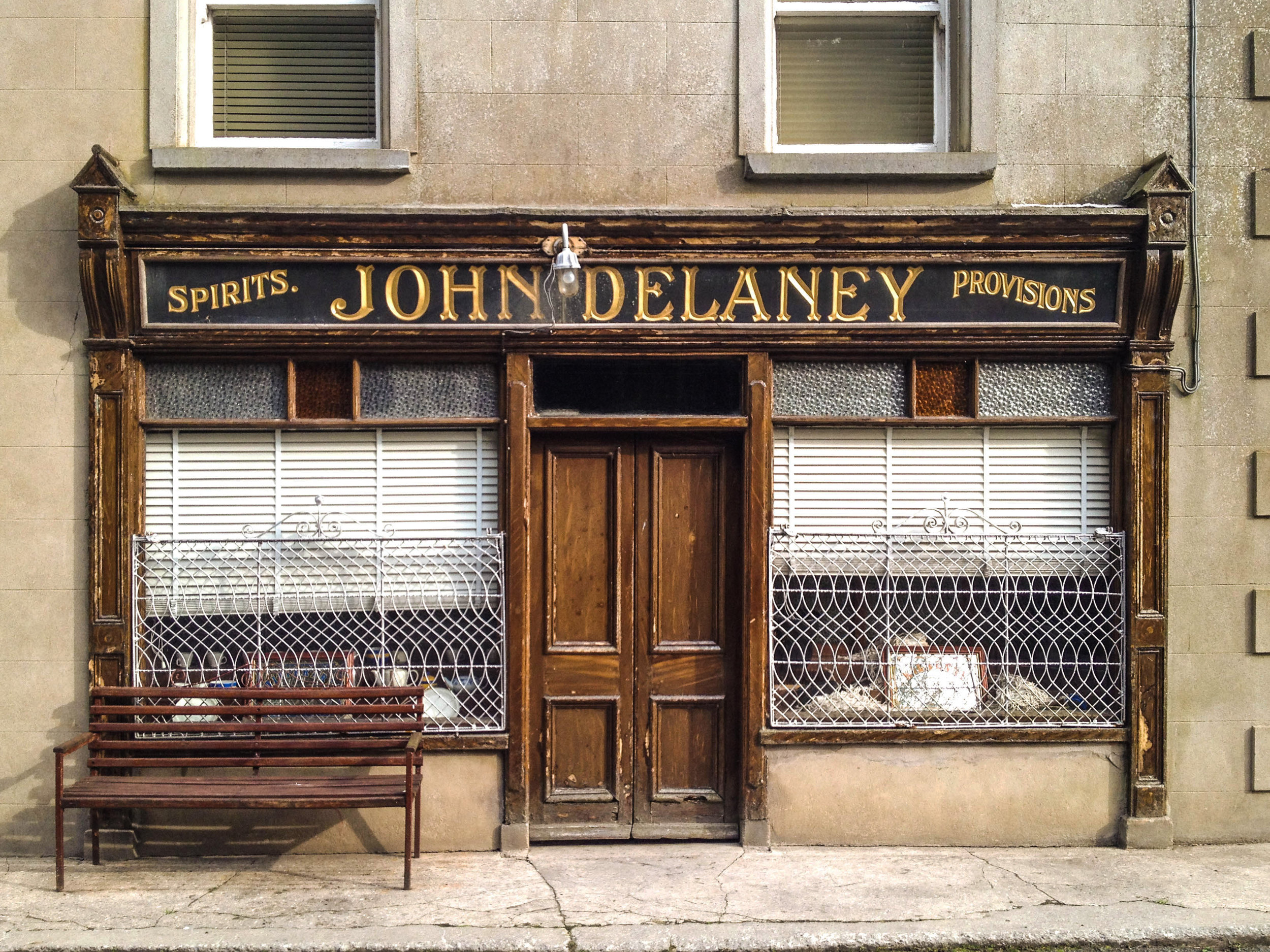 John Delany's in Tullaghought, County Kilkenny.
