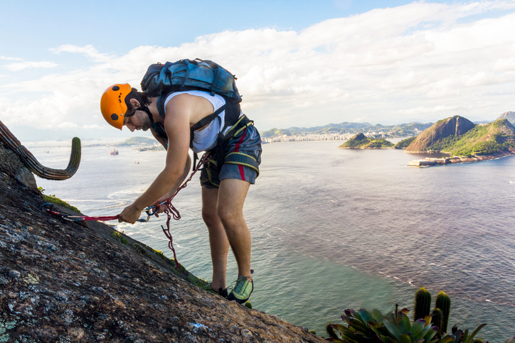 Brazil was ranked as the best country in the world for adventure.