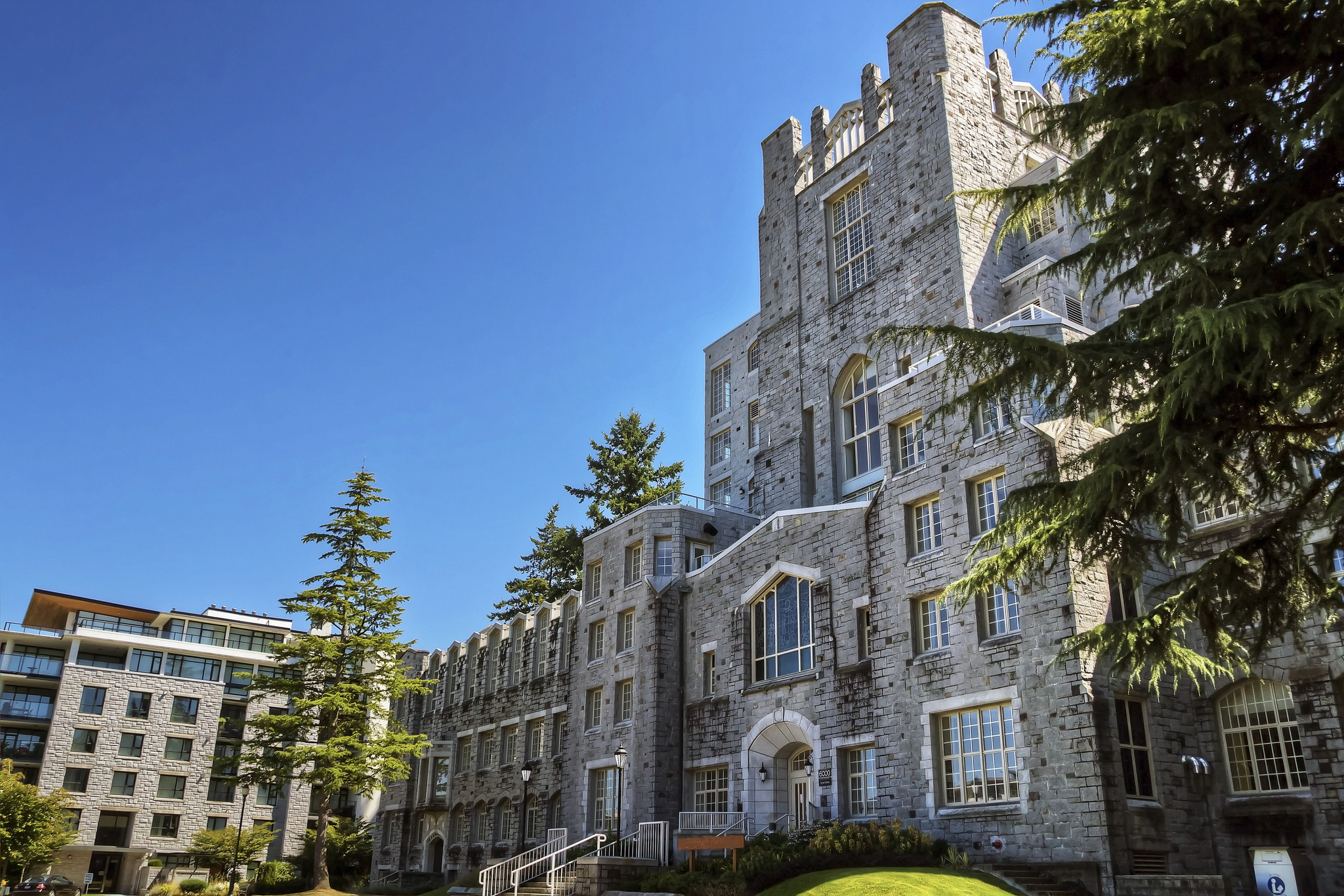The University of British Columbia in Vancouver was featured 91 times.