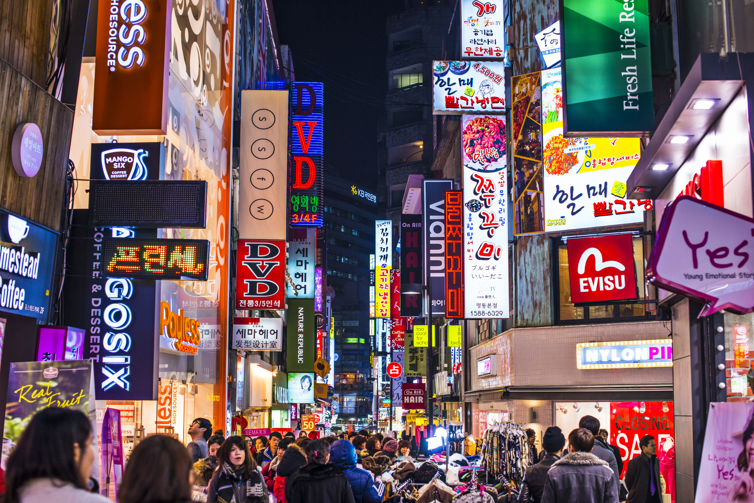 Seoul was included in the list as one of the top 10 beer destinations for 2018.