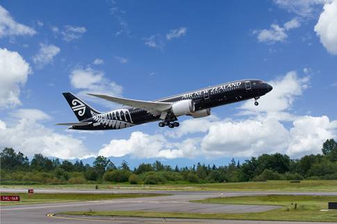 Air NZ announces long-haul US flights
