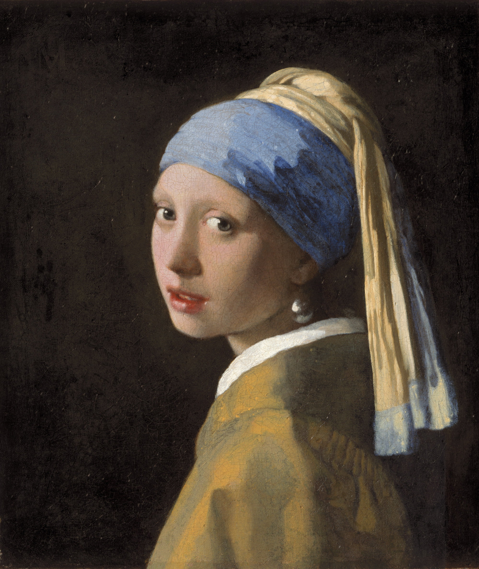 Vermeer's 'Girl with a Pearl Earring'