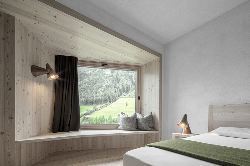 Hotel Bühelwirt gives stunning views of the surrounding countryside