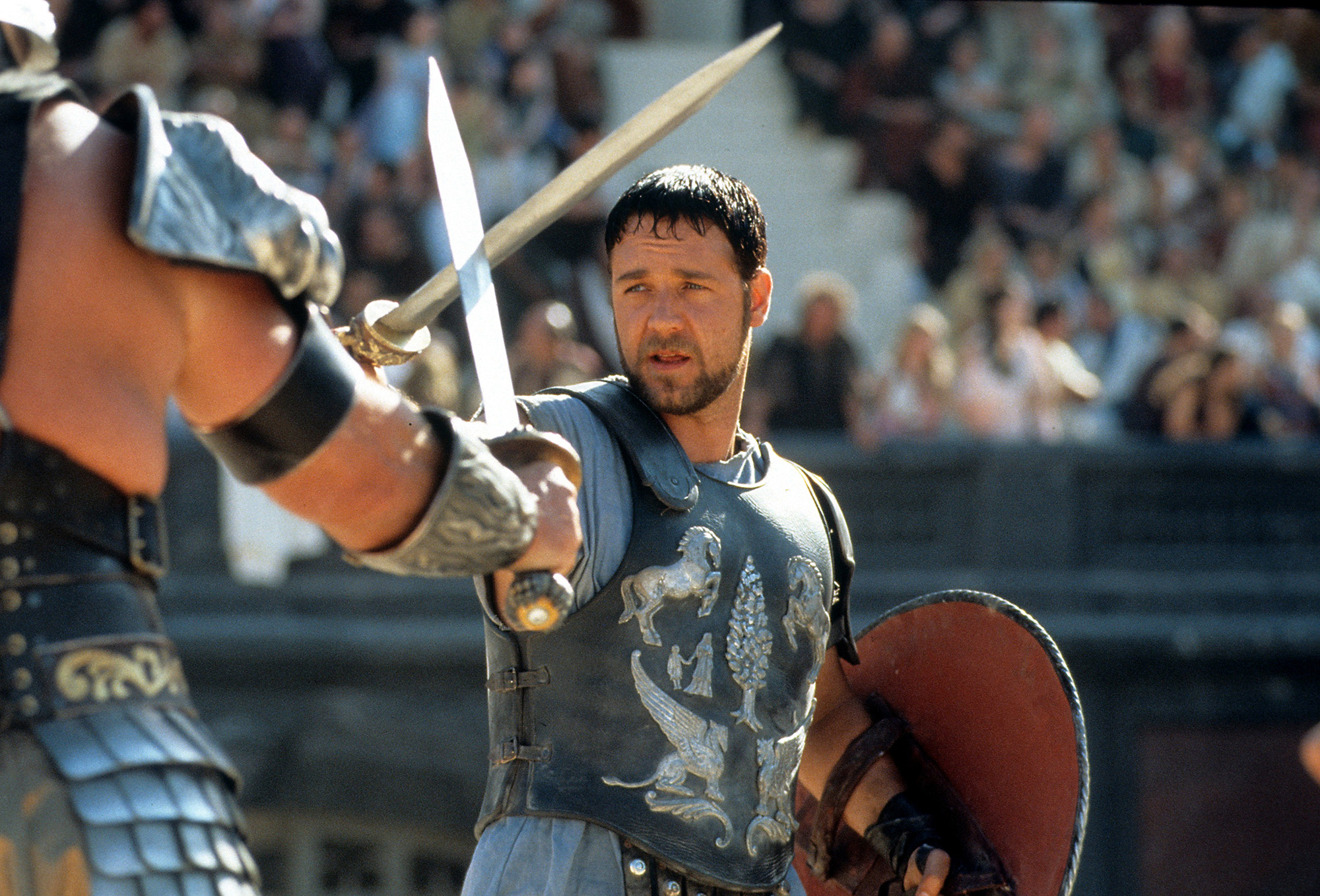 'Gladiator' to be screened in the Circo Massimo
